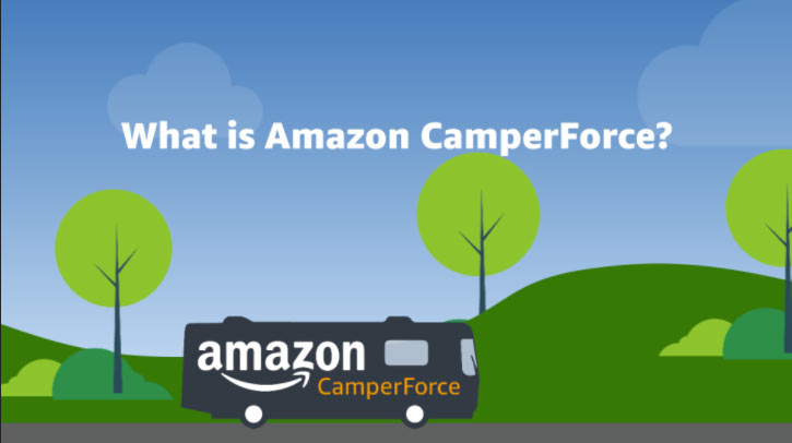 Amazon CamperForce