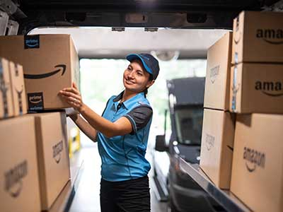 PACKAGE DELIVERY DRIVER – Extra Income, Own Schedule