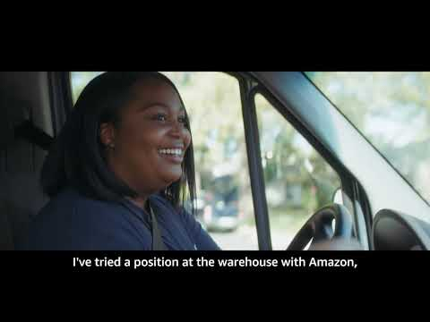 Amazon delivery driver
