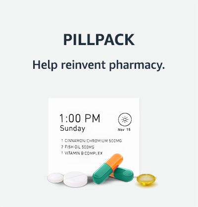 Find PillPack jobs