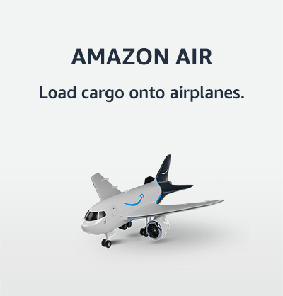 Find Amazon Air jobs