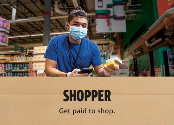Shopper jobs