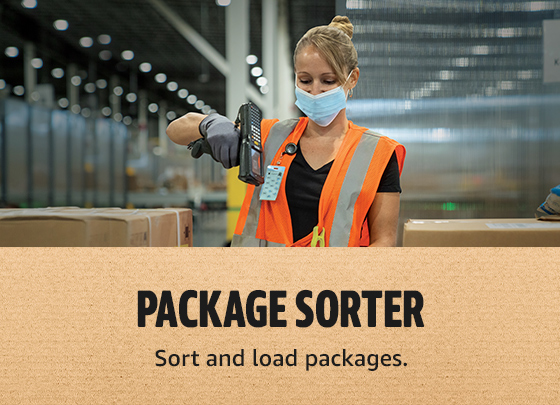 Package Sorter jobs